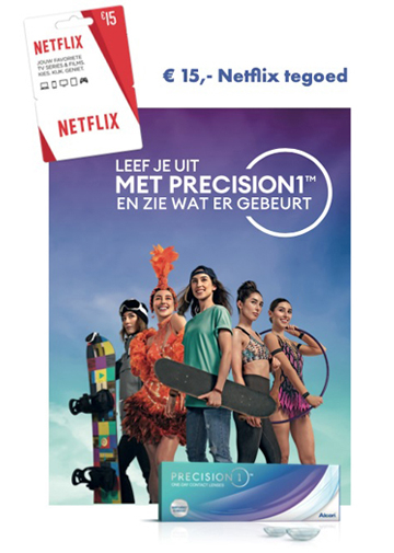 Lenzenactie netflix april 2021
