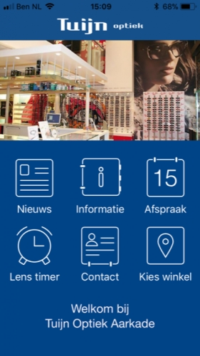 Download de Tuijn app