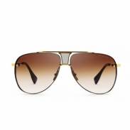 Dita Sunglasses Decade-Two - DRX-2068-B-BLK-GLD-62