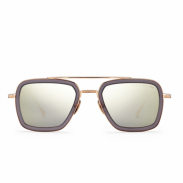 Dita Sunglasses Flight.006 - 7806-C-GRY-GLD-52